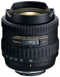 Tokina AF 10-17mm F/3. 5-4.5 AT-X 107 DX Fish Eye Canon